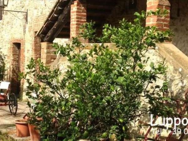 Villa in vendita a Rapolano Terme, Con giardino, 500 mq - Foto 2