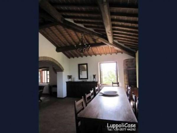 Villa in vendita a Casole d'Elsa, Con giardino, 900 mq - Foto 33
