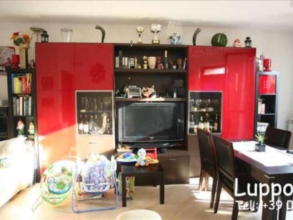 Appartamento in vendita a Monteroni d'Arbia, Con giardino, 200 mq - Foto 12