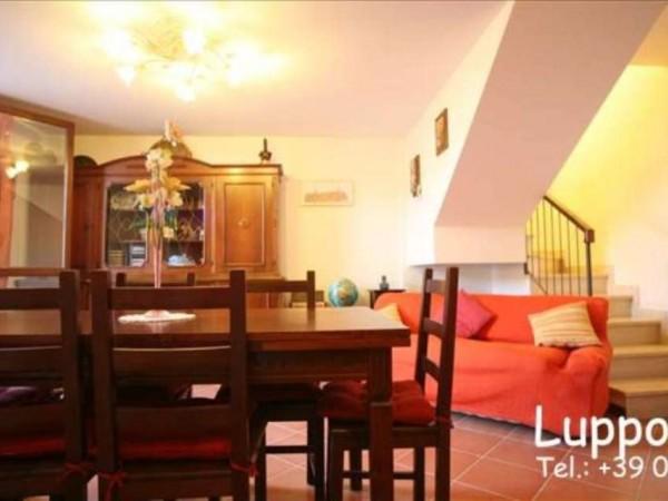 Appartamento in vendita a Monteroni d'Arbia, Con giardino, 200 mq - Foto 4