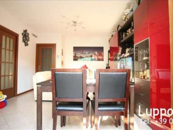 Appartamento in vendita a Monteroni d'Arbia, Con giardino, 200 mq - Foto 14
