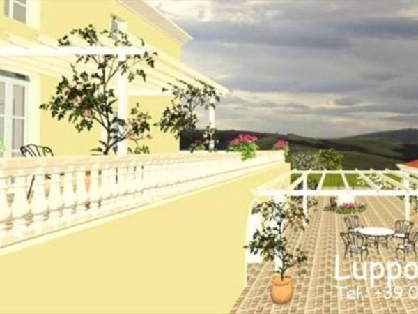 Villa in vendita a Monteroni d'Arbia, Con giardino, 1000 mq - Foto 8