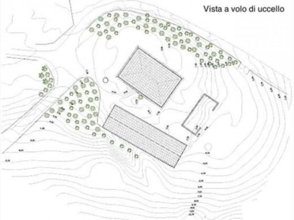 Villa in vendita a Monteroni d'Arbia, Con giardino, 1000 mq - Foto 4