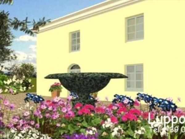 Villa in vendita a Monteroni d'Arbia, Con giardino, 1000 mq - Foto 9