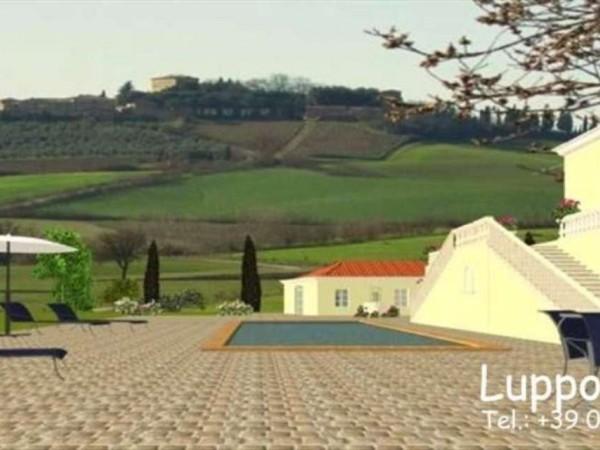 Villa in vendita a Monteroni d'Arbia, Con giardino, 1000 mq - Foto 5