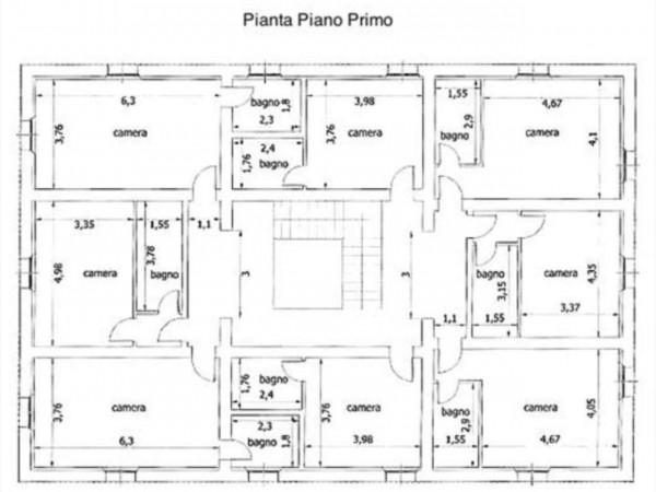 Villa in vendita a Monteroni d'Arbia, Con giardino, 1000 mq - Foto 2