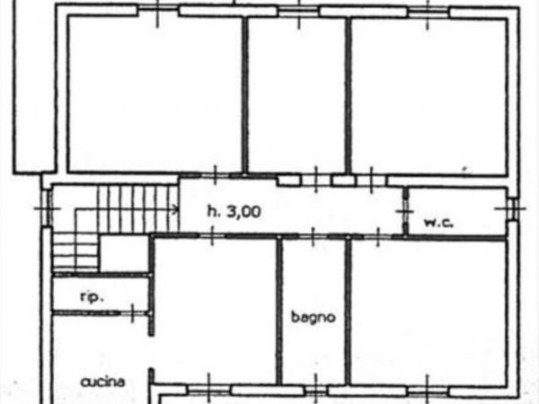 Appartamento in vendita a Monteroni d'Arbia, Con giardino, 140 mq - Foto 2