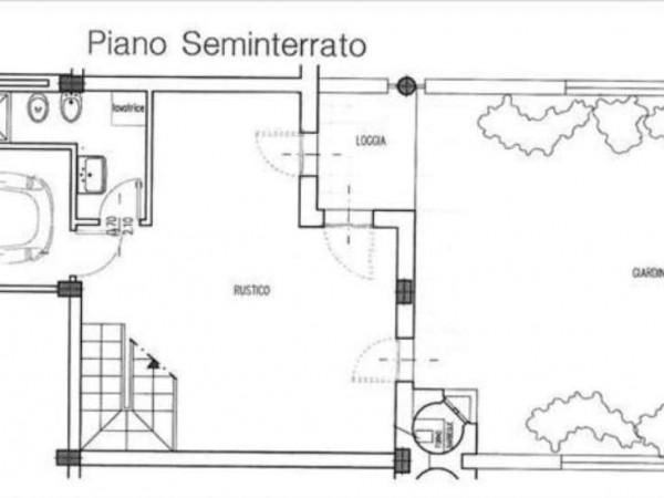 Appartamento in vendita a Monteroni d'Arbia, Con giardino, 101 mq - Foto 17