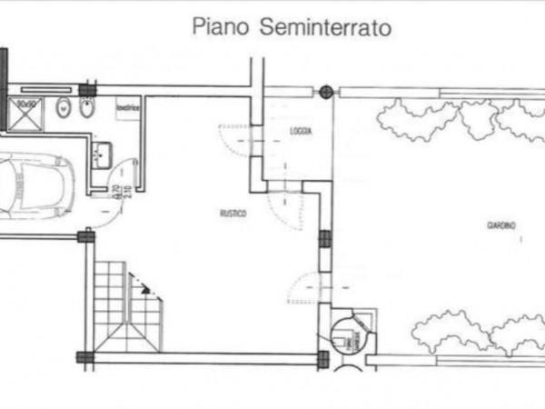 Appartamento in vendita a Monteroni d'Arbia, Con giardino, 101 mq - Foto 16