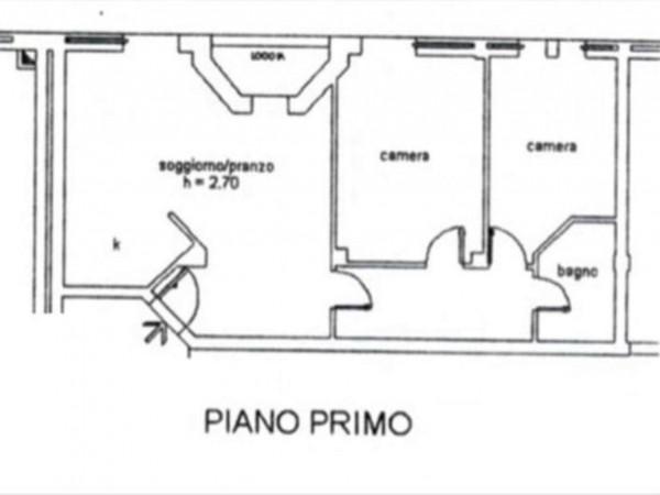Appartamento in vendita a Siena, 65 mq - Foto 11