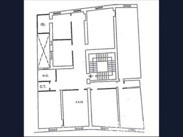Appartamento in vendita a Siena, 290 mq - Foto 2