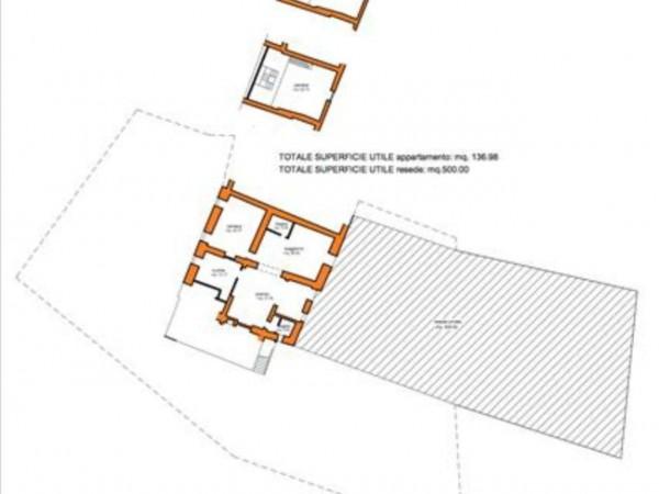 Appartamento in vendita a Siena, Con giardino, 135 mq - Foto 18