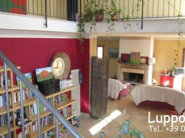 Villa in vendita a Siena, Con giardino, 360 mq - Foto 6