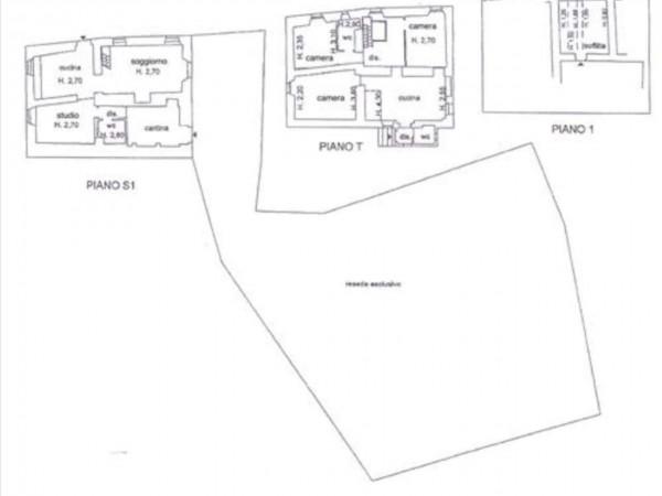 Villa in vendita a Sovicille, Con giardino, 145 mq - Foto 2