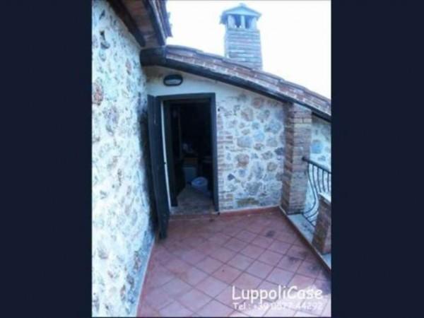Villa in vendita a Sovicille, Con giardino, 550 mq - Foto 7