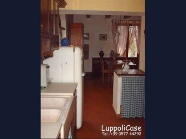 Appartamento in vendita a Sovicille, Con giardino, 180 mq - Foto 6