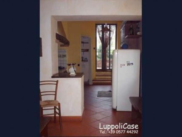 Appartamento in vendita a Sovicille, Con giardino, 180 mq - Foto 8