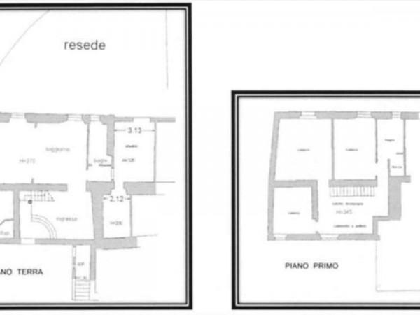 Appartamento in vendita a Sovicille, Con giardino, 180 mq - Foto 2