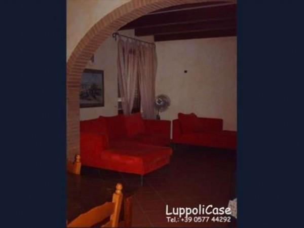 Appartamento in vendita a Sovicille, Con giardino, 180 mq - Foto 7