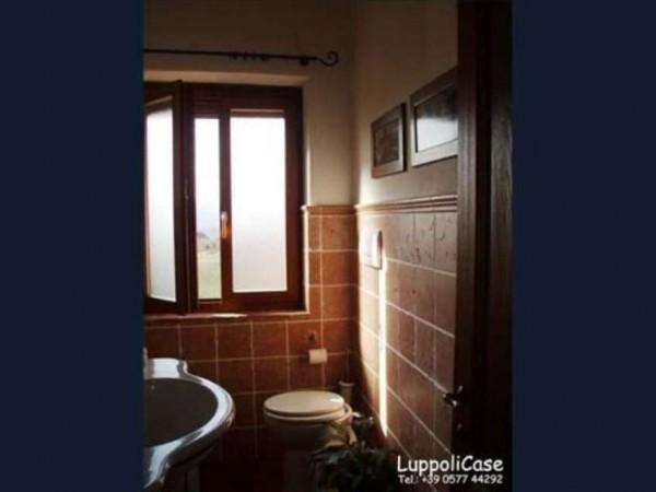 Appartamento in vendita a Sovicille, Arredato, 110 mq - Foto 19