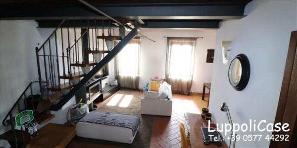 Appartamento in vendita a Sovicille, Arredato, 110 mq - Foto 13