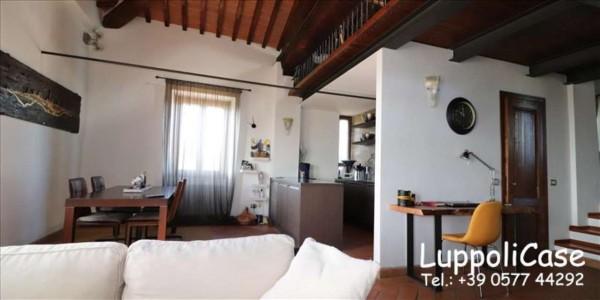 Appartamento in vendita a Sovicille, Arredato, 110 mq - Foto 9