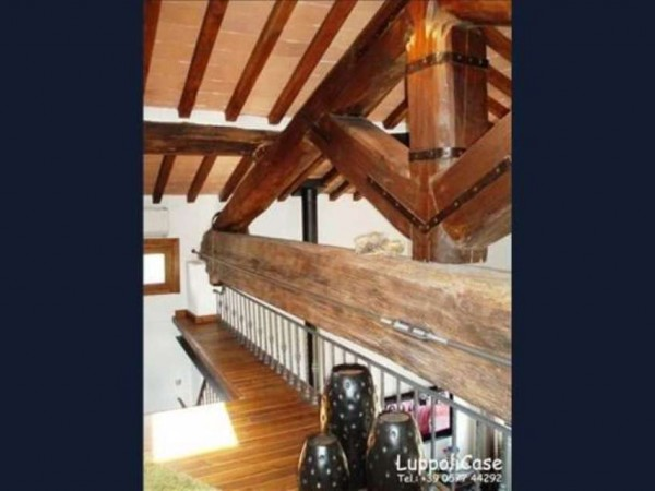Appartamento in vendita a Sovicille, Arredato, 110 mq - Foto 16