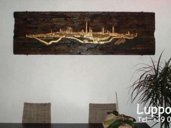 Appartamento in vendita a Sovicille, Arredato, 110 mq - Foto 12