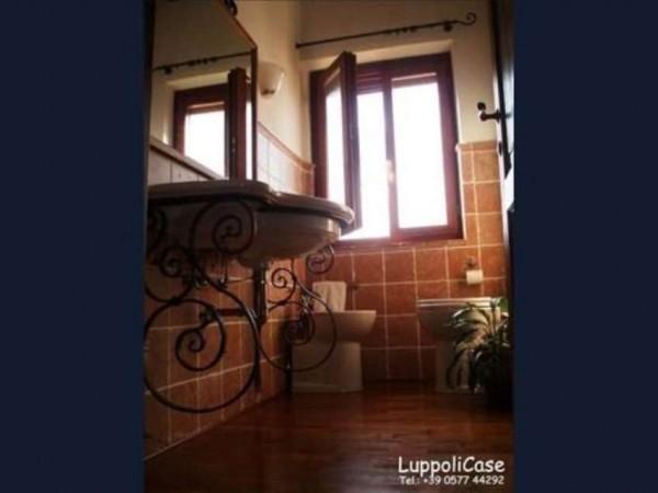 Appartamento in vendita a Sovicille, Arredato, 110 mq - Foto 20