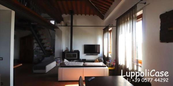 Appartamento in vendita a Sovicille, Arredato, 110 mq - Foto 6