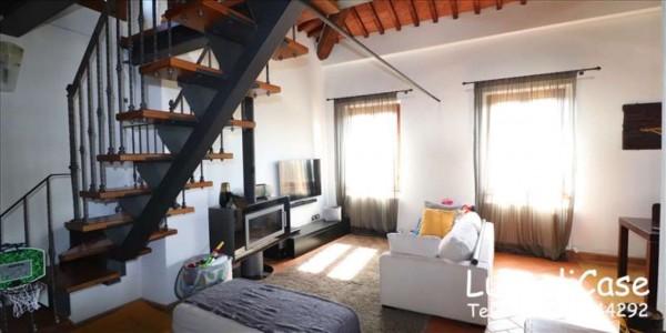 Appartamento in vendita a Sovicille, Arredato, 110 mq