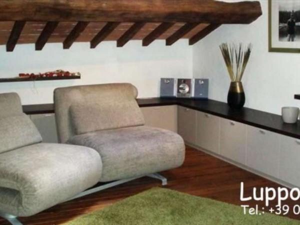 Appartamento in vendita a Sovicille, Arredato, 110 mq - Foto 5