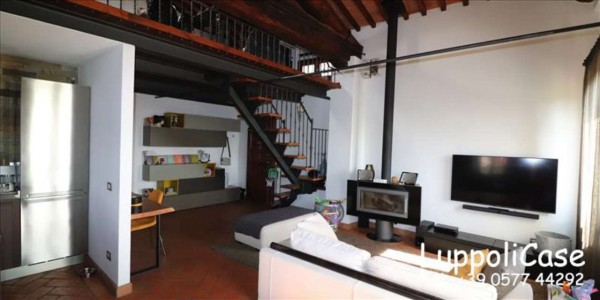 Appartamento in vendita a Sovicille, Arredato, 110 mq - Foto 4