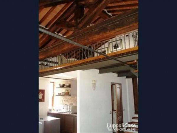 Appartamento in vendita a Sovicille, Arredato, 110 mq - Foto 7