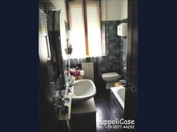 Appartamento in vendita a Sovicille, Con giardino, 100 mq - Foto 3