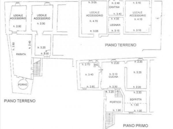 Villa in vendita a Sovicille, Con giardino, 800 mq - Foto 11