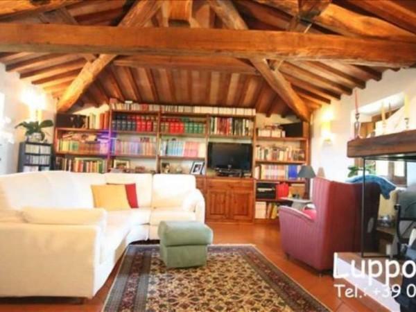 Villa in vendita a Sovicille, Con giardino, 450 mq - Foto 5