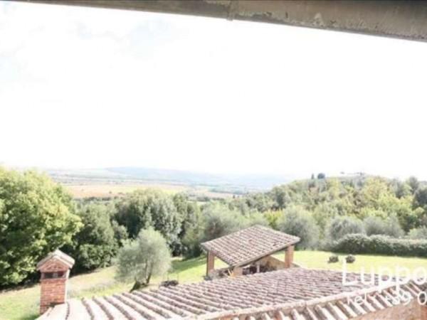 Villa in vendita a Sovicille, Con giardino, 450 mq