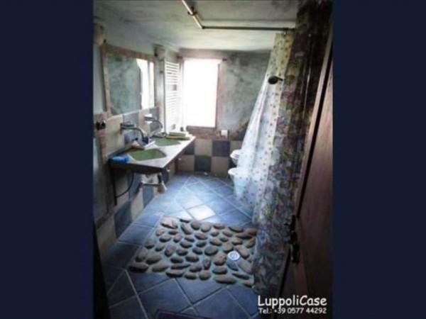 Appartamento in vendita a Sovicille, Con giardino, 120 mq - Foto 5