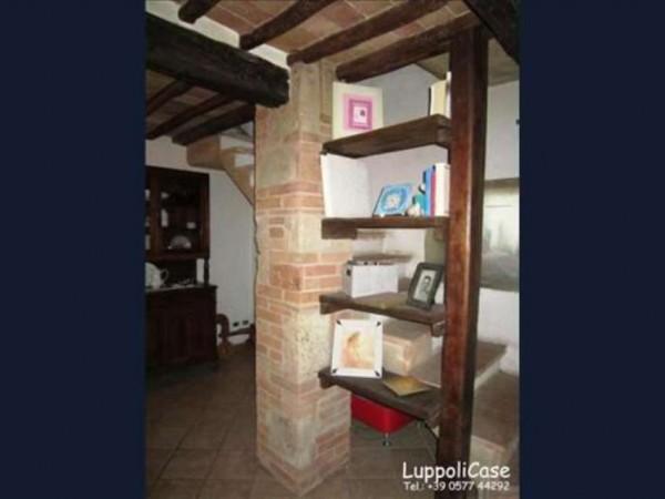 Appartamento in vendita a Sovicille, Con giardino, 120 mq - Foto 12