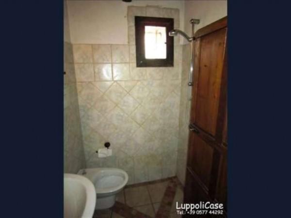 Appartamento in vendita a Sovicille, Con giardino, 120 mq - Foto 3