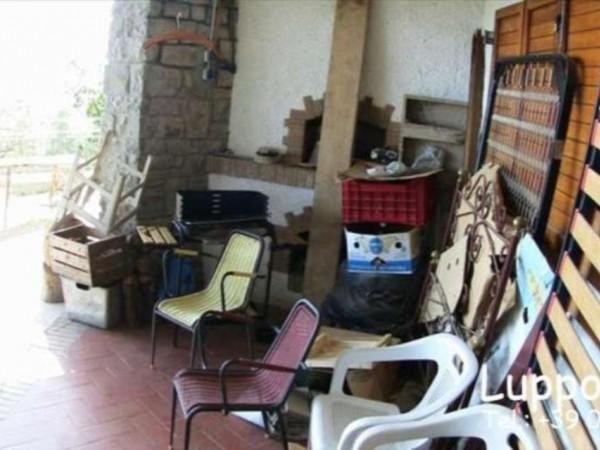 Villa in vendita a Sovicille, Con giardino, 300 mq - Foto 4