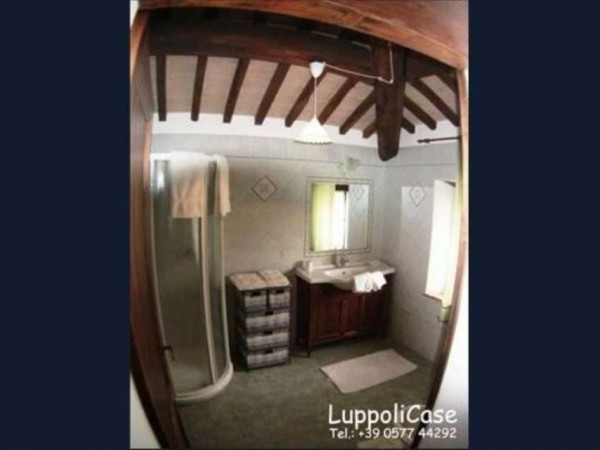 Villa in vendita a Sovicille, Con giardino, 700 mq - Foto 21