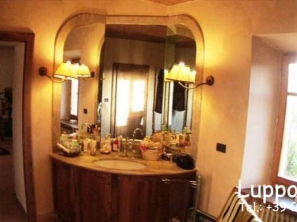 Villa in vendita a Monteriggioni, Con giardino, 350 mq - Foto 4