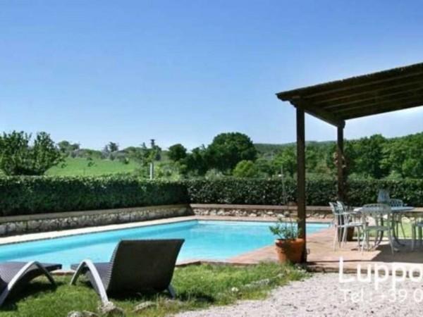 Villa in vendita a Monteriggioni, Con giardino, 140 mq