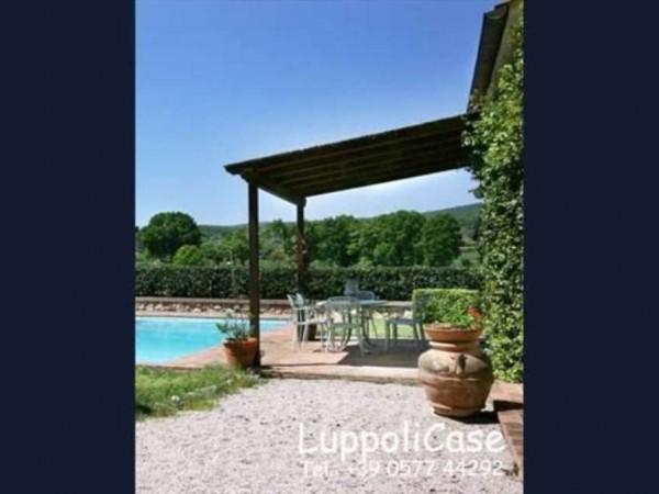 Villa in vendita a Monteriggioni, Con giardino, 140 mq - Foto 7