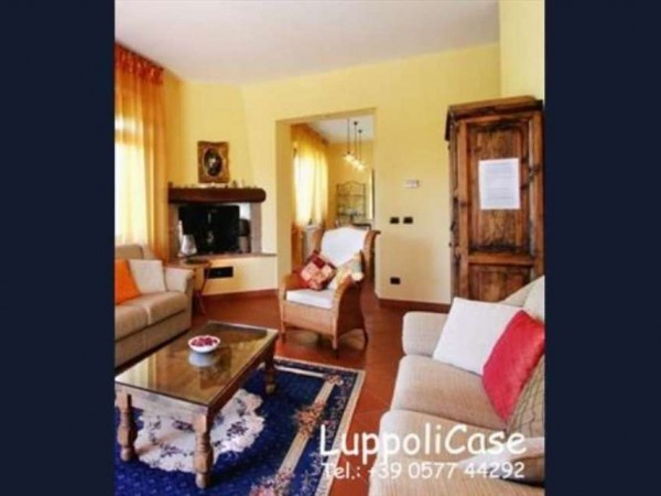 Villa in vendita a Monteriggioni, Con giardino, 140 mq - Foto 6