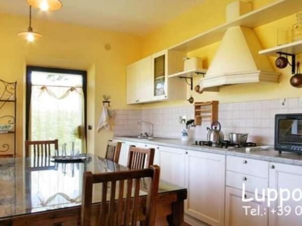 Villa in vendita a Monteriggioni, Con giardino, 140 mq - Foto 3