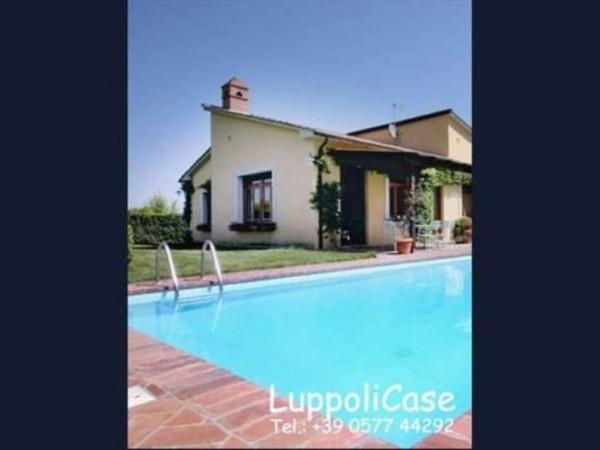 Villa in vendita a Monteriggioni, Con giardino, 140 mq - Foto 9
