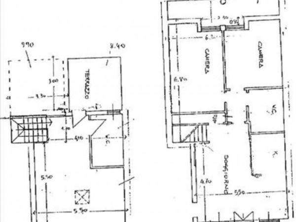 Appartamento in vendita a Monteriggioni, 115 mq